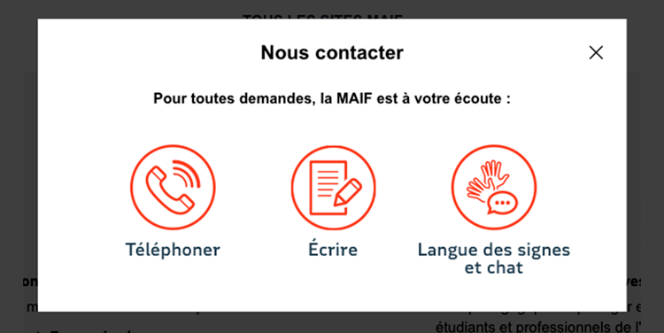 Questions Reponses Espace Personnel Maif